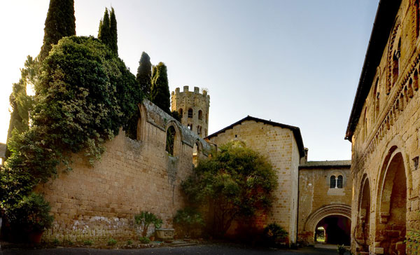 La badia Orvieto, the perfect wedding
